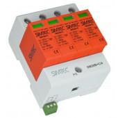 Ochronnik przepięć SM30B+C/4-275 typ 1+2 klasa B+C IP20