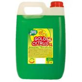 Płyn do mycia naczyń Gold Cytrus cytryna 5l