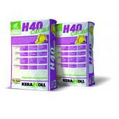 Kerakoll H40 bez limitów zaprawa klejowa wysokoelastyczna biała 25kg