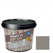 Sopro DF 10 1062 kamienno-szara 22  2,5kg fuga dekoracyjna