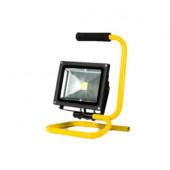 NAŚWIETLACZ LED 20W czarny-żółty ZIP