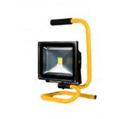 NAŚWIETLACZ LED 30W czarny-żółty ZIP