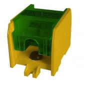 Odgałęźnik 1-segmentowy Z/1x70mm2-4x16mm2 Z/P żółto-zielony