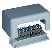 Szyna wyrównująca potencjał 1x25mm2-8x10mm2