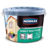Farba elewacyjna akrylowa Nobilit Biały Plus 9l