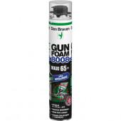 PIANA PIST. GUNFOAM-8008 MAXI 65+ 870ml BOS