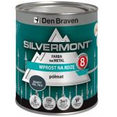 FARBA N/MET. SILVERMONT 0,7L bia.półmat BOS