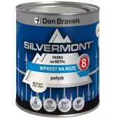 FARBA N/MET. SILVERMONT 0,7L sreb.poł. BOS