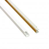Kanał kablowy MKE 15x17mm 2m z taśmą samoprzylepną