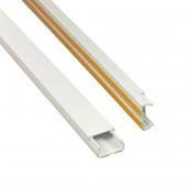 Kanał kablowy MKE 15x32mm 2m z taśmą samoprzylepną