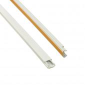 Kanał kablowy MKE 11x20mm 2m z taśmą samoprzylepną