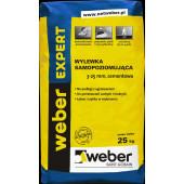Weber Expert wylewka samopoziomująca 3-25mm 25kg