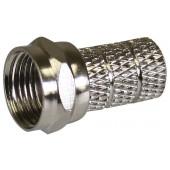 Wtyczka F M5609M nakręcana 4,0x5,5mm