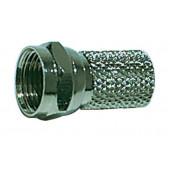 Wtyczka F M5609H nakręcana 5,0x6,5mm