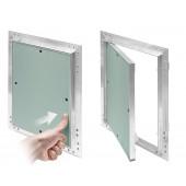 Klapa rewizyjna aluminiowa 200x300x12.5