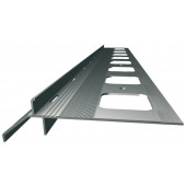 Okapnik balkonowo-tarasowy OB 265x40x2 200cm grafit