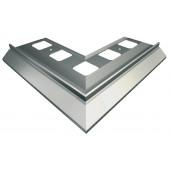 Narożnik 90⁰ zewnętrzny OB 265x41 grafit