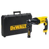 Młotowiertarka SDS-Plus 800W 26mm 3-funkcyjna DeWalt