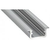 Profil Lumines typ B srebrny anodowany 3m