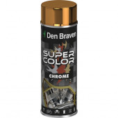 LAKIER SUPER COLOR UNIV. 400ml chrom gold BOS