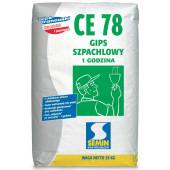 GIPS SZPACHLOWY CE78 20kg SEM