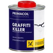 PREPARAT USUWAJĄCY GRAFFITI KILLER 0,75L UNI