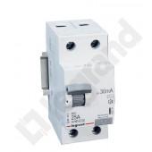 RX: Wyłącznik różnicowoprądowy 25A 30MA AC 2P