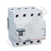 RX: Wyłącznik różnicowoprądowy 25A 30MA AC 4P