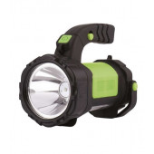 Latarka ładowalna LED CREE 3W + 12 LED