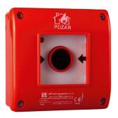 Ręczny ostrzegacz pożarowy