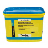 Weber.tec 901 (Eurolan 3K) emulsja bitumiczna do powłok przeciwwilgociowych 5l