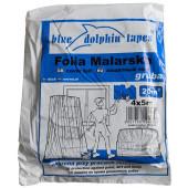 Folia malarska BDT gruba CF-380 4x5m