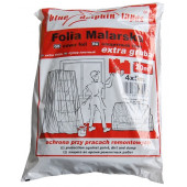 Folia malarska BDT extra gruba CF-890 4x5m