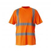 Koszulka ostrzegawcza M pomarańczowa