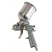 Pistolet lakierniczy z górnym zbiornikiem