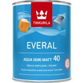 EMALIA AKR. EVERAL AQUA SEMI MATT /A 9L TIK
