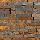 Kamień naturalny Rusty - 0,42 m2