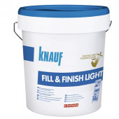 MASA SZPACHLOWA FILL&FINISH LIGHT 20kg KNA