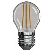 Żarówka LED Filament mini globe 4W E27 ciepła biel