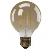 Żarówka LED Vintage G95 4W E27 ciepła biel+