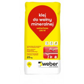 Weber Base Uni W klej do wełny 25kg