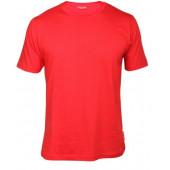 KOSZULKA T-SHIRT L czerwony PRO