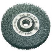 Szczotka tarczowa z drutu falowanego 115MM