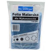 Folia malarska dla wykonawców 3 4x5m