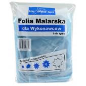 Folia malarska dla wykonawców 4 4x5m