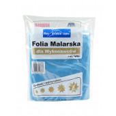 Folia malarska dla wykonawców   4X5M