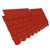 GONT KARPIÓWKA 80cm czerwony 3m2 IZH