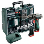 Wiertarko-wkrętarka PowerMaxx SB Basic Set mobilny warsztat