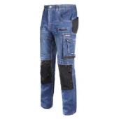 Spodnie jeansowe ze wzmocnieniami 3XL