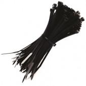 Opaska kablowa CT 160x2,5 100 sztuk czarna